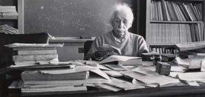 Einstein at Work