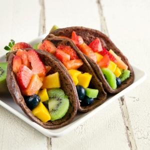 Fruit Taco