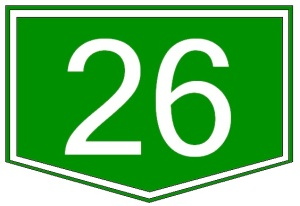Twenty-Six days till closing?