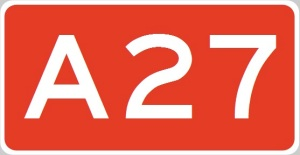 numeral 27