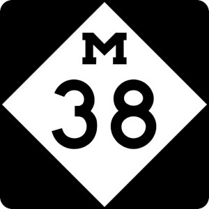 numeral 38