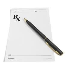 Prescription Pad