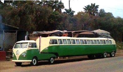VW Van 5th Wheelr