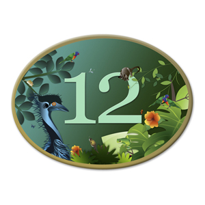 numeral 12
