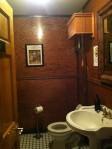 quaint old bathroom
