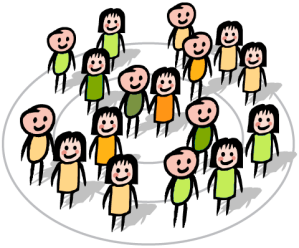 group-cartoon