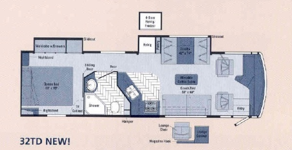 32TD Floorplan