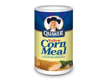 Good Ole Quaker Cornmeal