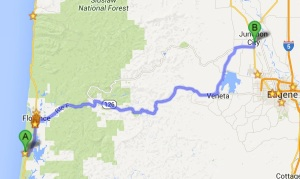Route to GuarantyRV
