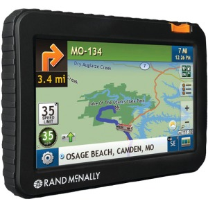 we still have our Rand McNally gps, and we use it a lot but it's not our route planning tool.