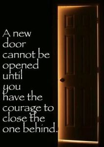 a new door cannot be opened