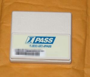 iPass transponder