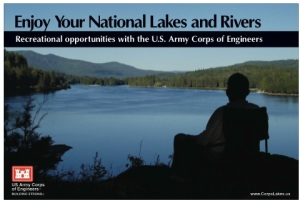 The cover of the Corps of Engineers new CD