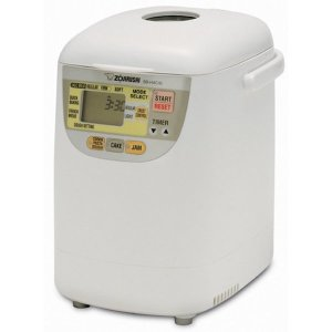 Our Zojirushi Bread Machine