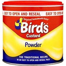 birds custar