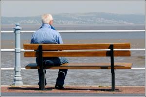 Lonely-Senior