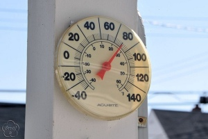 80º thermometer