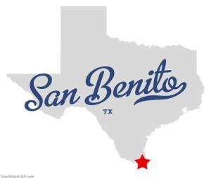 map_of_san_benito_tx