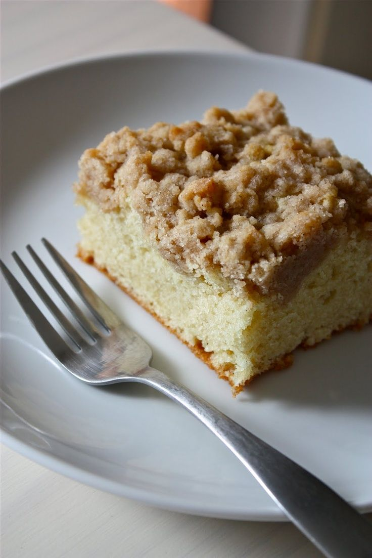 Muffin Method Crumb Coffee Cake – Life Unscripted