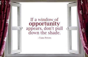 quote window of opportunity