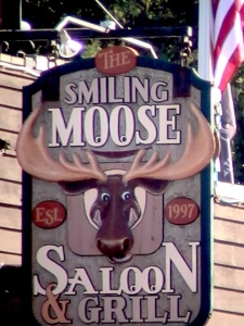 smiling moose saloon