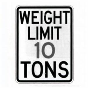 ten ton limit