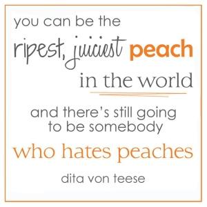 The Best Peach