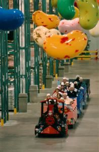 Jelly Belly Train