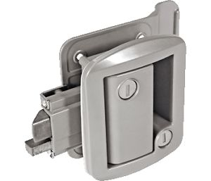 RV door lock