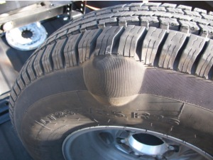 tire bubble