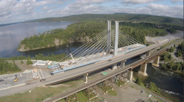 The troubled bridge