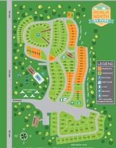 Ocala North Map
