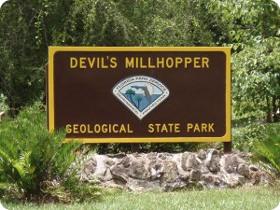 Devils Millhopper State Geological Site