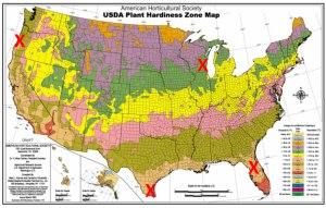 Plant Hardiness Zones copy