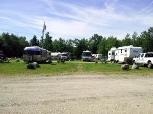 Rockys campground 2