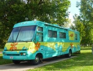 Scooby Doo RV