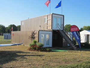 Shipping Container Modular Home, - MODS® International