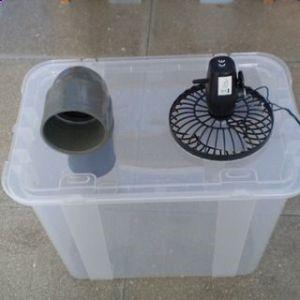 camping air cooler