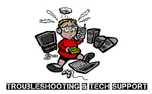 Troubleshooting-Tech-Support