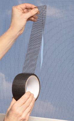 window screen repair tape