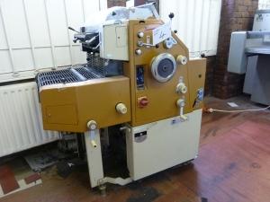 Ryobi Printing Press