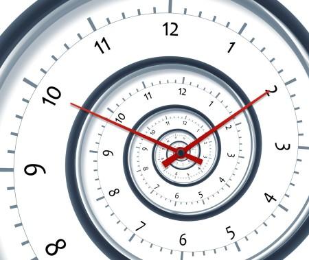 ticking clock meditation