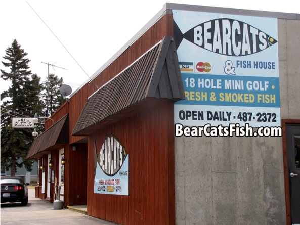 Bearcat's store