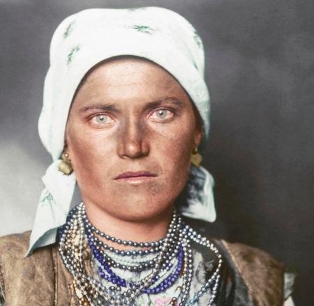 ruthenian-woman