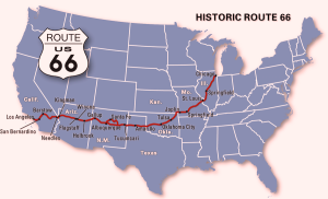 route-66-map
