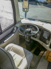 drivers compartment
