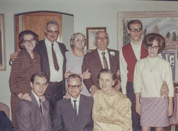 Pazucha's 50th Anniversary
