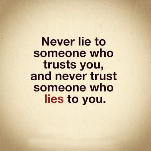 never-lie