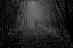 walking-in-darkness
