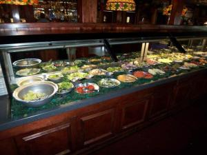 Ruby Tuesday Salad Bar